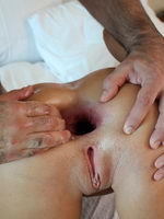 Roxy Raye Gets One Of Her Friends To Come Over And Help Her With A Little Anal Fisting - Picture 15