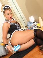 All Work And No Play Makes Roxy Raye Horny All Day - Picture 4