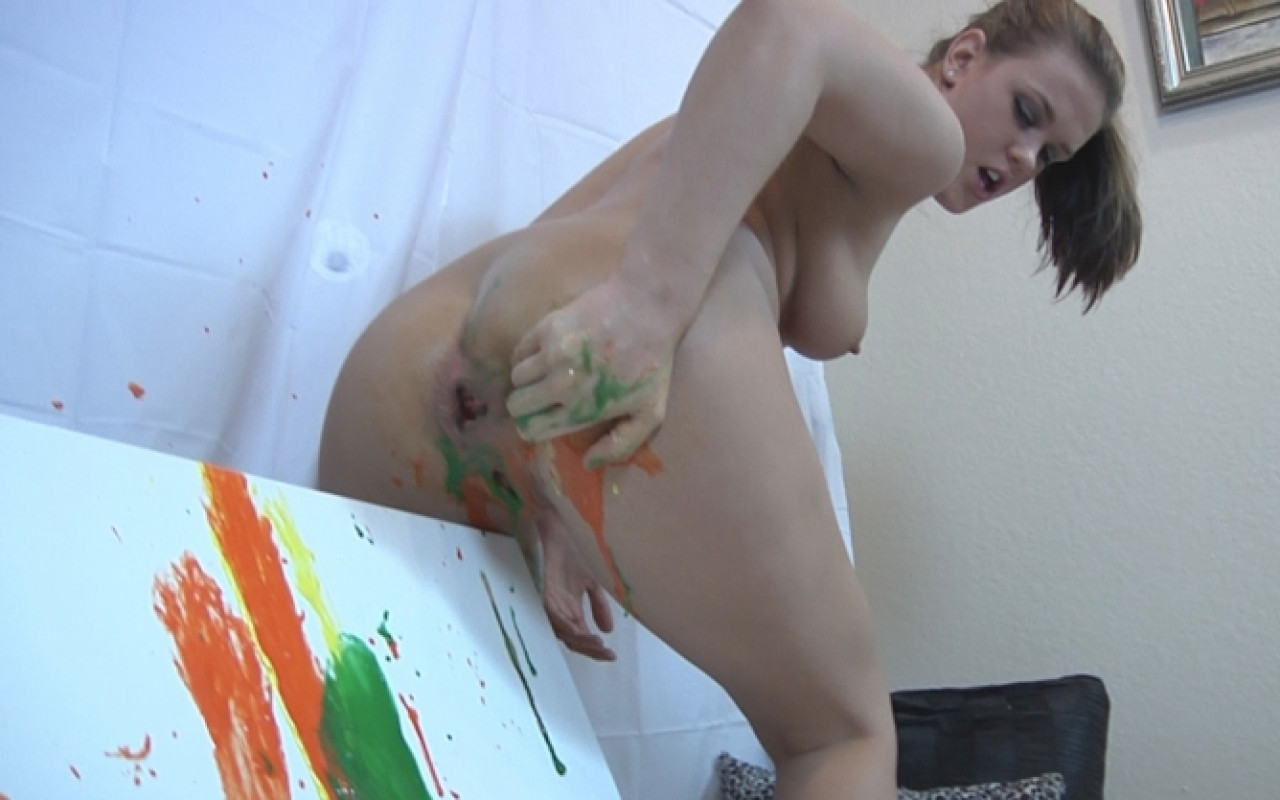 Art anal painting 2
